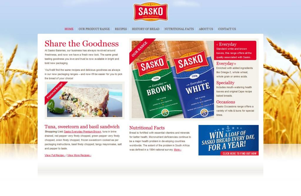 Sasko Website
