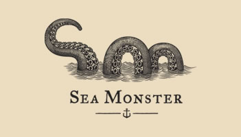 Sea Monster Logo