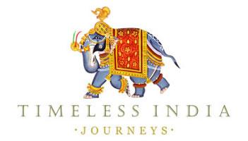 Timeless India Journeys Logo